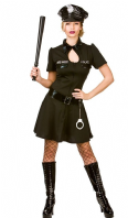 Naughty Police Officer Costume (SF0151)